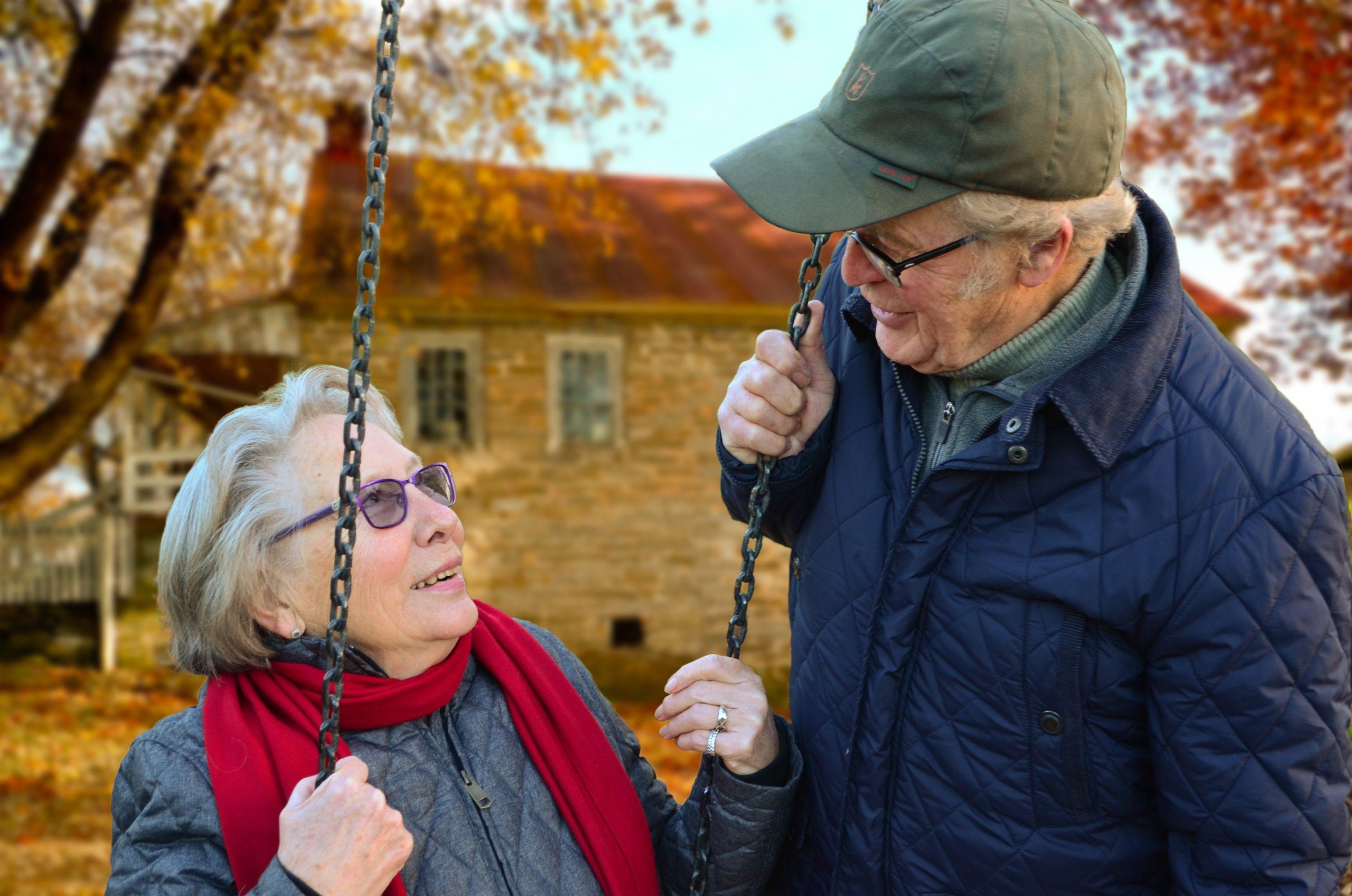 Bien vieillir en couple